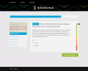 Emakina Assessment Tool